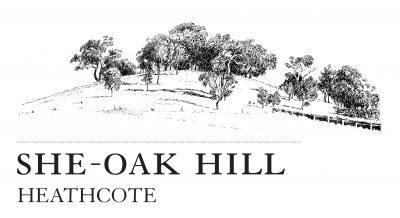 She-Oak Hill Winnery logo